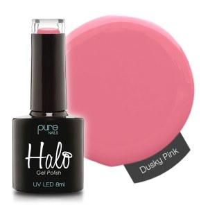 Halo Gel Dusky Pink 8ml