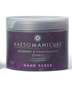 Kaeso Mulberry Hand Scrub 95ml