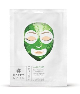 Happy Skin Face Mask Aloe Vera