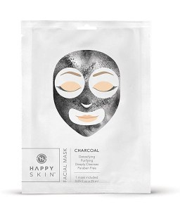 Happy Skin Face Mask Charcoal