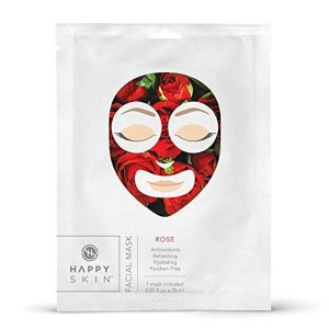 Happy Skin Face Mask Rose