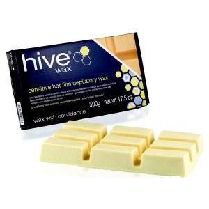 Hive Sensitive Hot Wax 500g