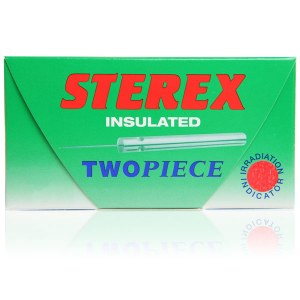Sterex Insulated 2 Pce F2I 50p