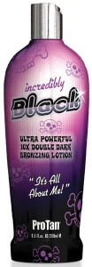 ProTan Incredibly Black 250ml