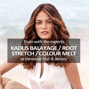 Kadus Balayage/Root/Col 20