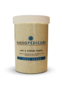 Kaeso Lime&Gin Foot Scrub 1200