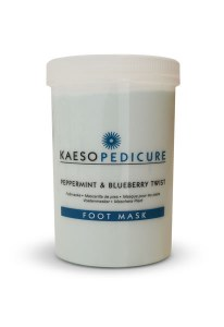 Kaeso Peppermint FootMask 1200
