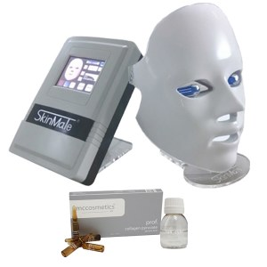 HOF Skinmate LED Light Mask Ki