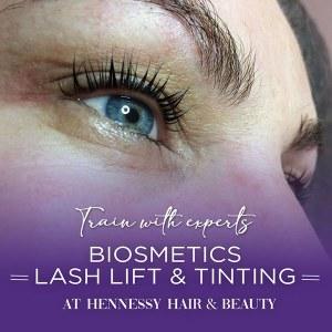 Course Biosmetics Lashlift 20