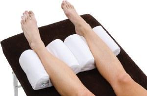 Majestic Foam Leg Pillow 2pk