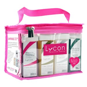 Lycon Cartridge Wax Kit