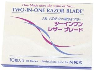 Italy Miraki 2In1 Razor Blades
