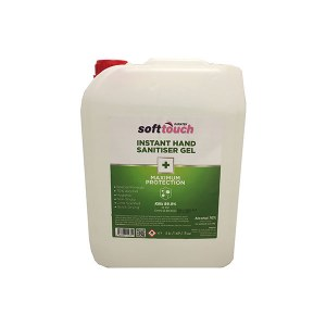MC Sanitiser Gel 5Ltr