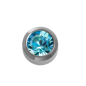 Caflon March Birthstone S