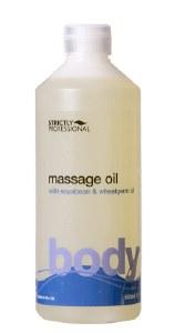 SP Massage Oil 500ml