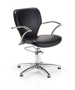 Rem Miranda Hyd Chair Blk