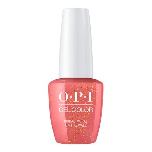 OPI Gel Colour Mural Mural Ltd