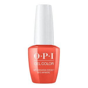 OPI Gel Colour My ChihuahuaLtd