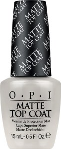 OPI Matte Top Coat-15ml