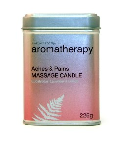 NW A & P Massage Candle 226g