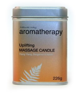 NW Uplift Massage Candle 226g