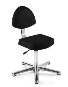 Rem Nail Tech Seat Black Glide