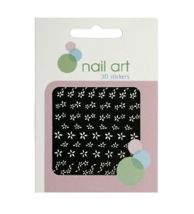 MLA Nail Art Stickers - 1