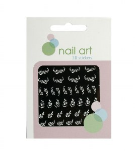 MLA Nail Art Stickers - 9