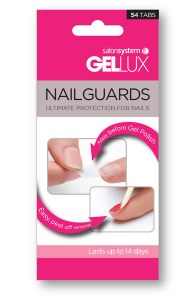 Gellux Nail Guards Trial Kit D