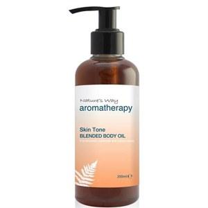 NW Body Oil Skin Tone 200ml