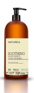 Naturica Soothing Shampoo 1L