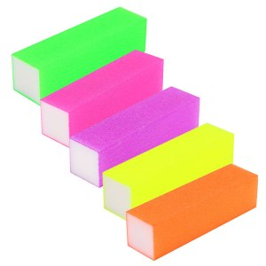 The Edge Neon Sand Block 5pk
