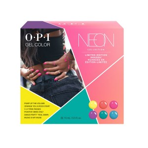 OPI Neon Gel Add On Kit