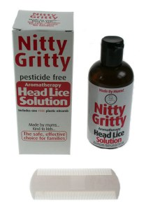 Denman Nitty Gritty Kit