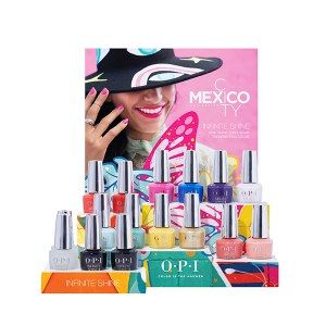 OPI Mexcio City IS 16pc
