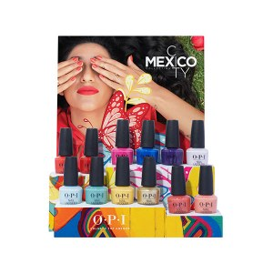 OPI Mexcio City NL 12pc