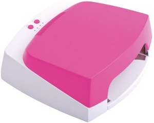 The Edge UV 36W Lamp Pink