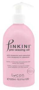 Lycon Pinkini Pre-Wax Oil 500m