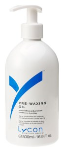 Lycon Pre Waxing Oil 500ml