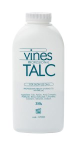 PBS Vines Prof Talc 350g