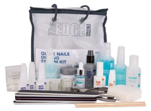 The Edge Quick Acry Nails Kit