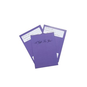 Quirepale Gift Vouchers Lilac