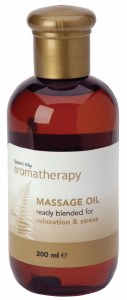NW Body Oil Relax & Stres 200m