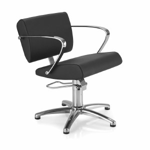 Rem Aero Styling Chair Hyd Blk
