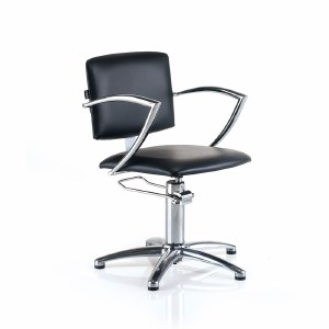 Rem Atlas Hydraulic Chair Blk