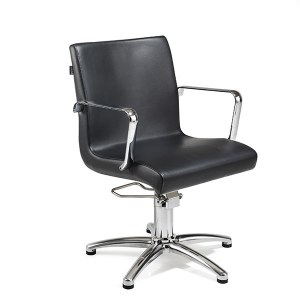 Rem Ariel Styling Chair Hyd Bl