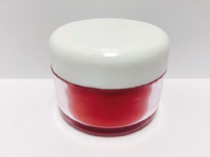 The Edge Acrylic Pow Red 10g