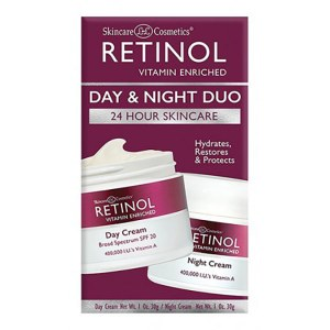 Retinol Day&Night Duo 60g