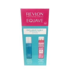 Revlon Eq Detangling Kit
