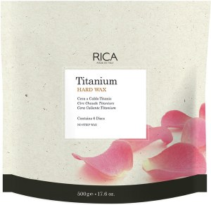 Rica Rose Wax Discs 500g